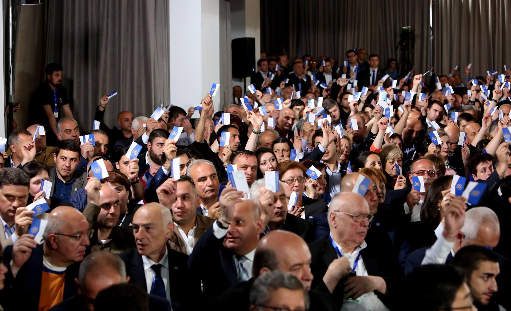 რას ფიქრობენ ქართული ოცნების წევრები მათი ლიდერის დაბრუნებაზე