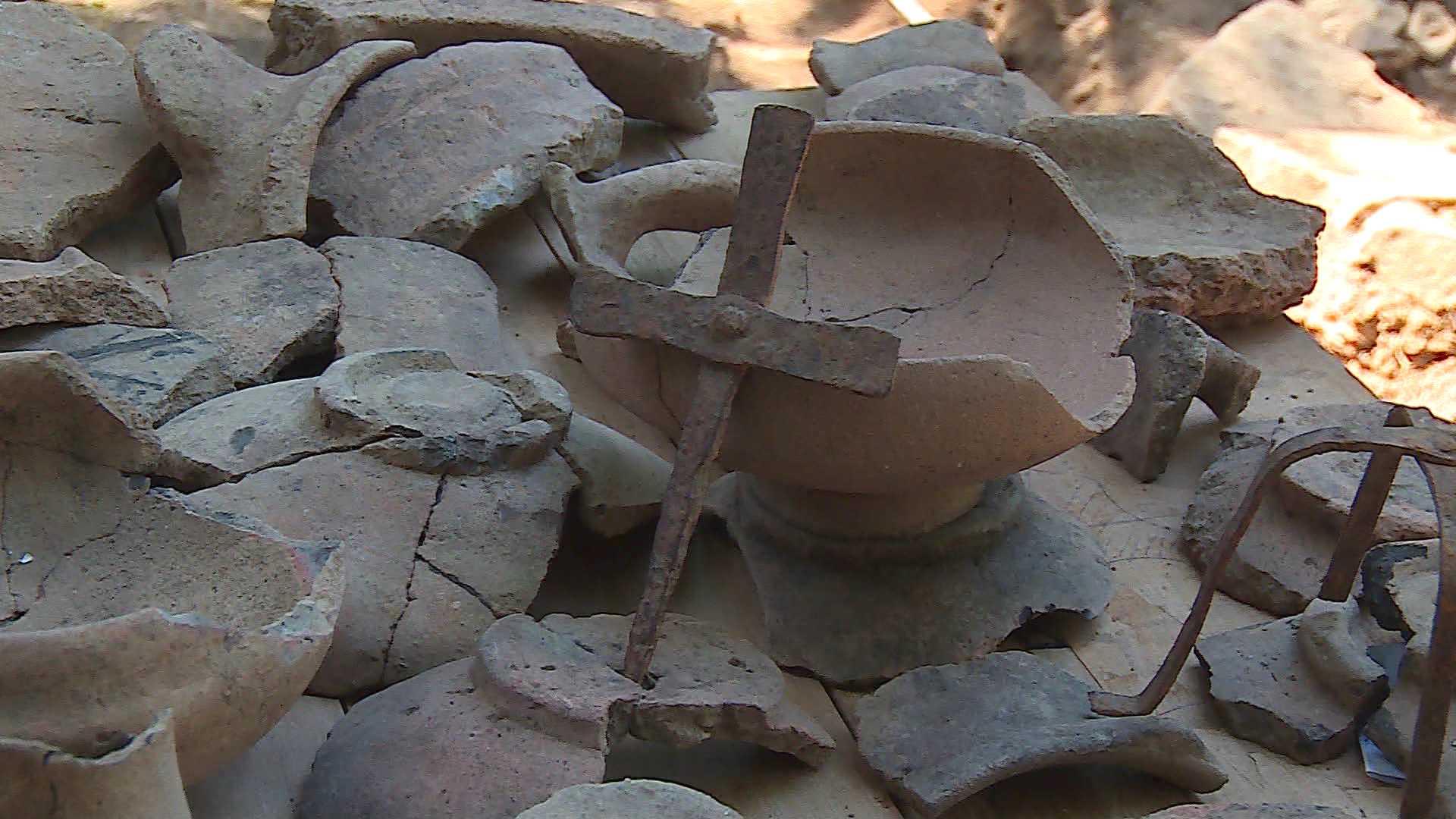 უნიკალური არქეოლოგიური აღმოჩენა შუახევში