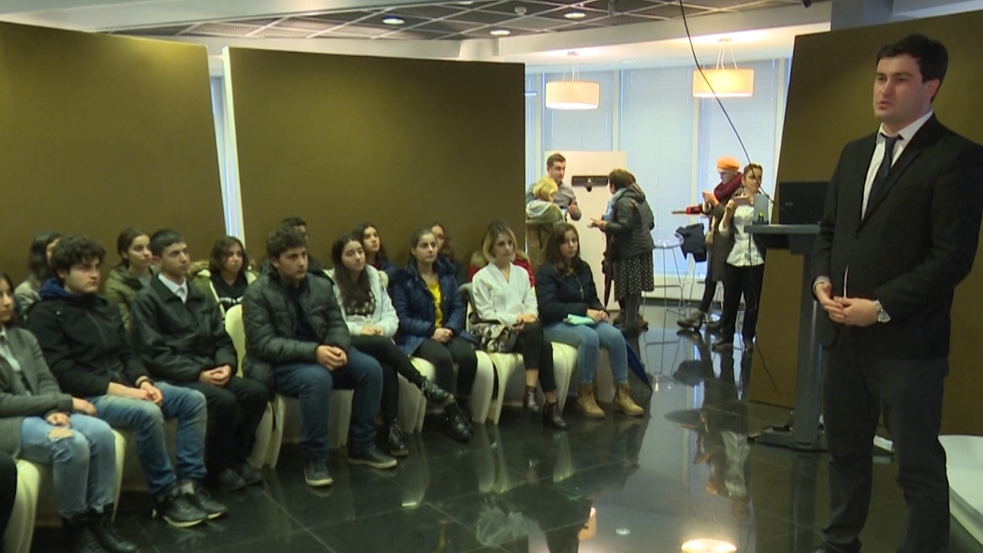 ''No to bulling''- Information Campaign of the Prosecutor's Office of Georgia