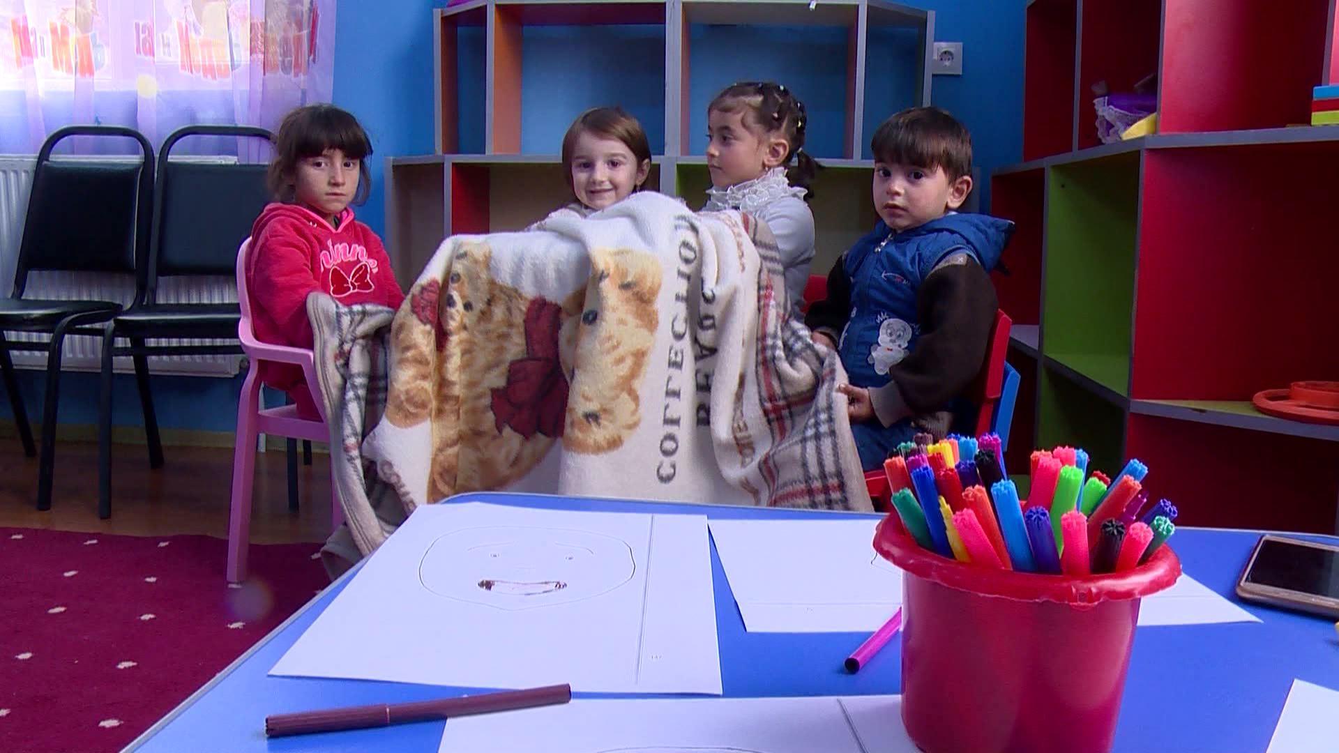 გაუმართავი გათბობის სისტემა ღურტის საბავშვო ბაღში