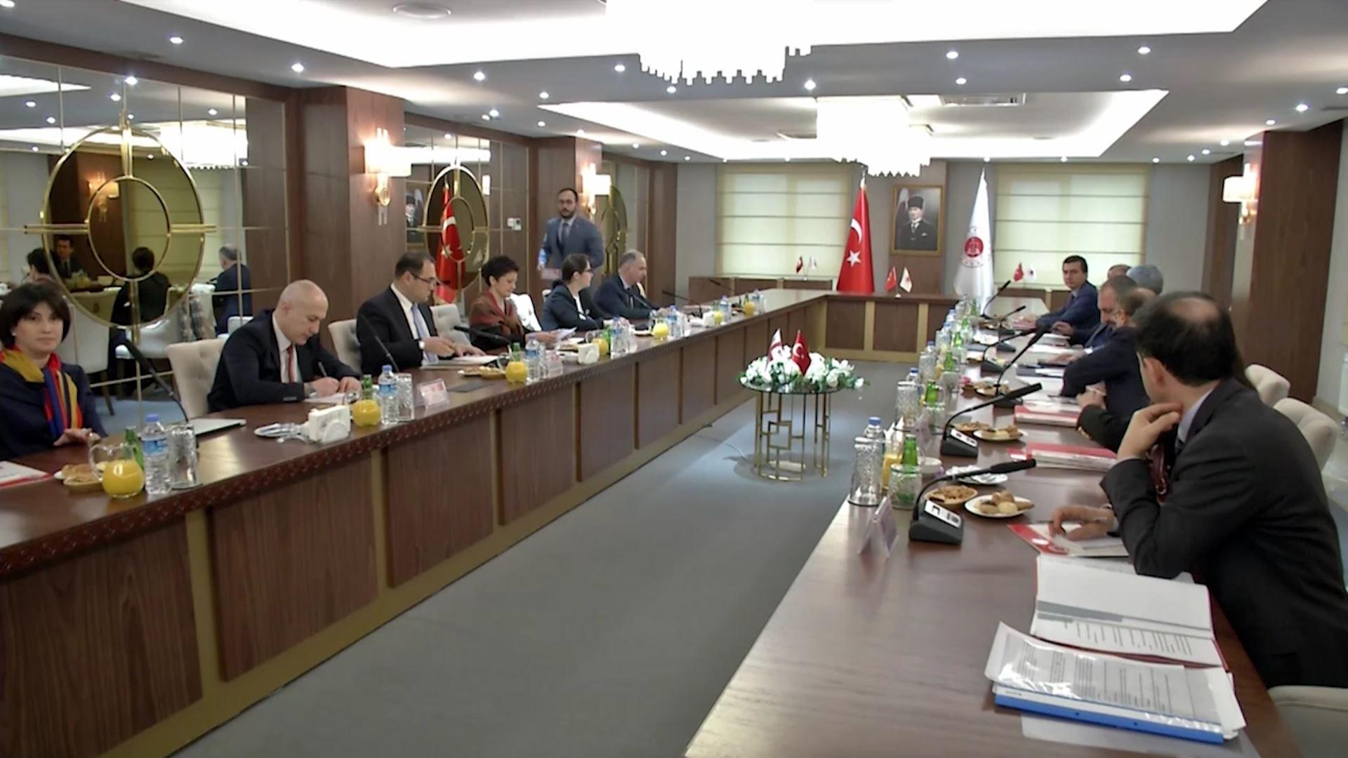 საქართველო და თურქეთი ერთობლივი ოპერატიული ჯგუფის შექმნაზე შეთანხმდნენ