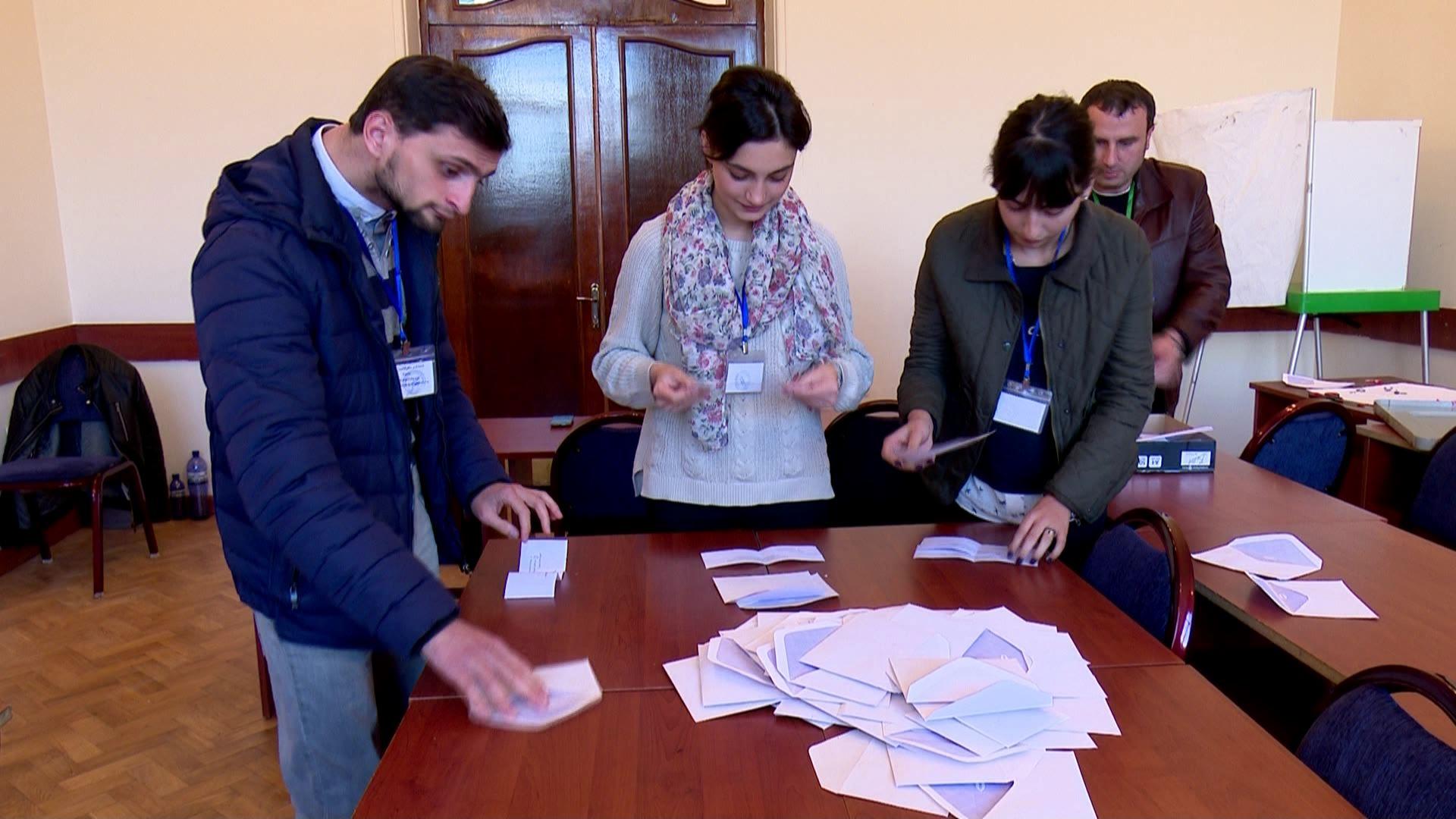ბსუ-ს სტუდენტური თვითმმართველობის თავმჯდომარე ირაკლი კოჩალიძე გახდა