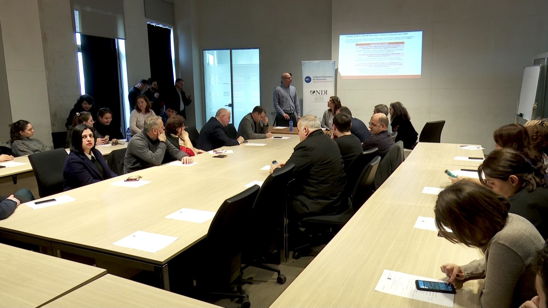 Urban Challenges and Citizens Involvement-Presentation of the research