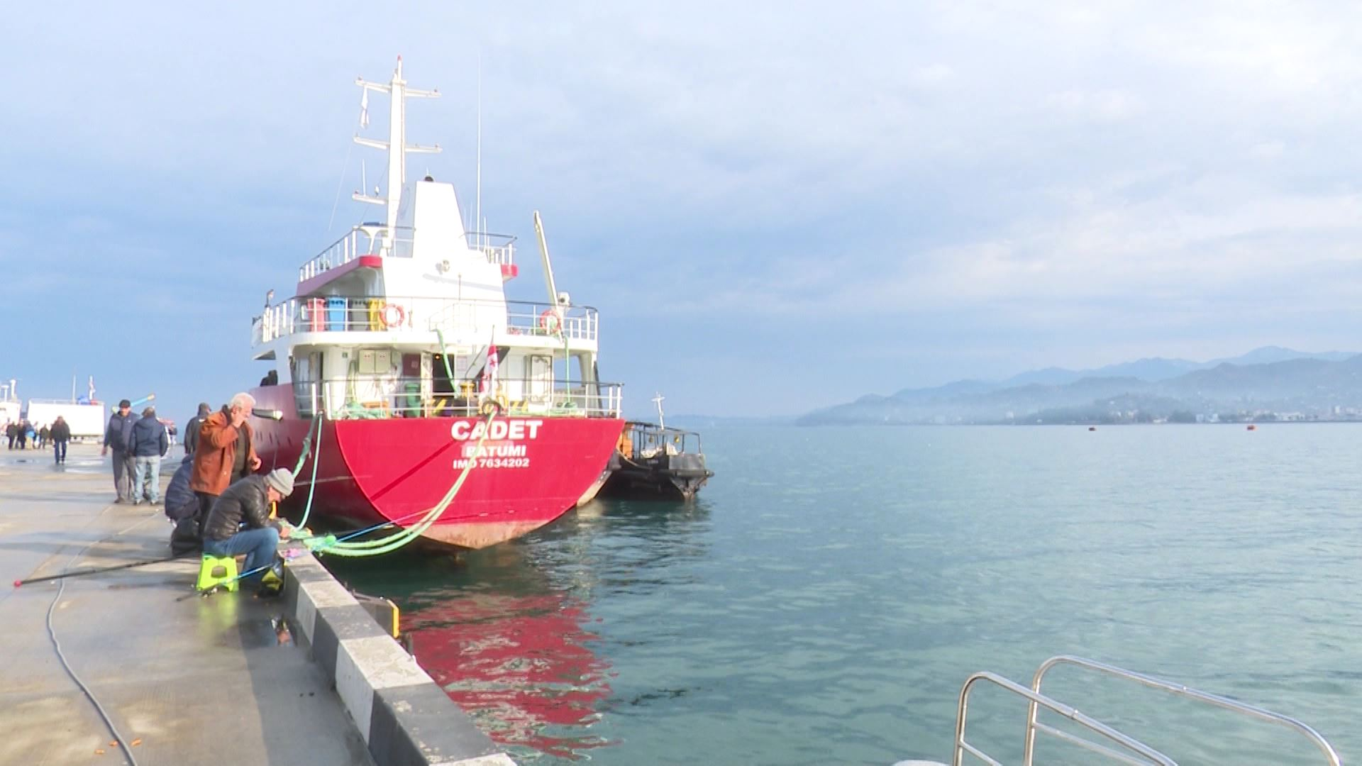 The research of Black Sea condition