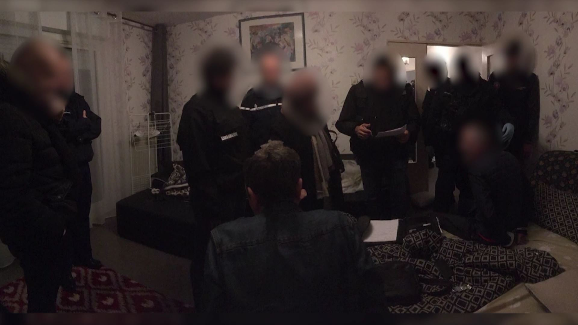 Two Georgians, so-called ''legal thief'' was detained in France