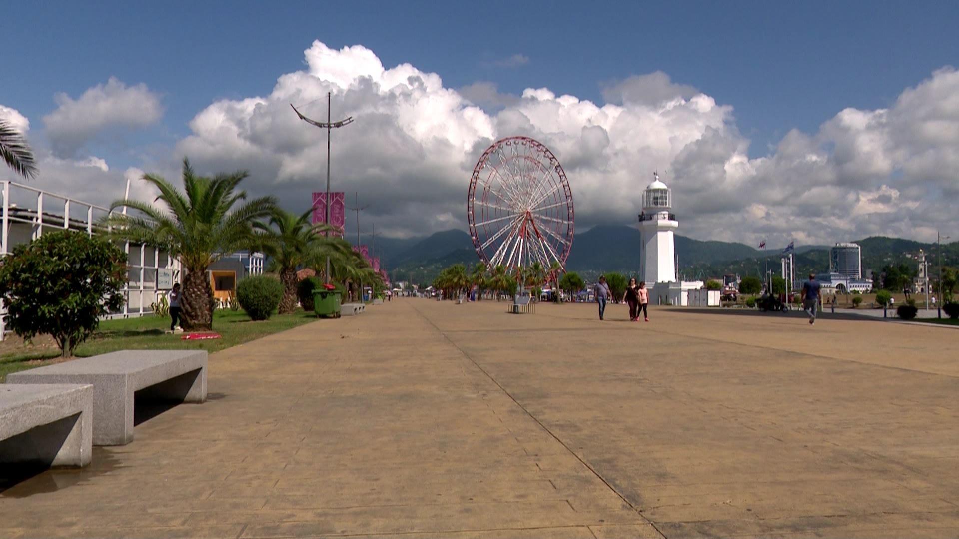 The number of international travelers in Ajara has increased by 16 %
