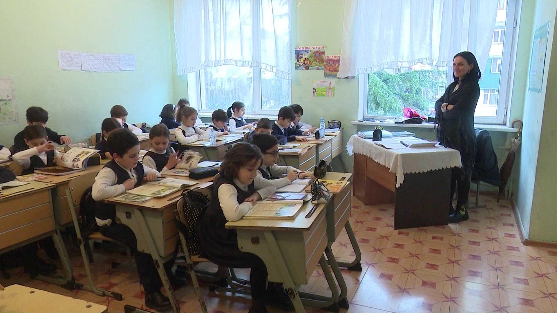 აჭარაში არსებული 229 სკოლიდან 141-ს მოვალეობის შემსრულებელი მართავს