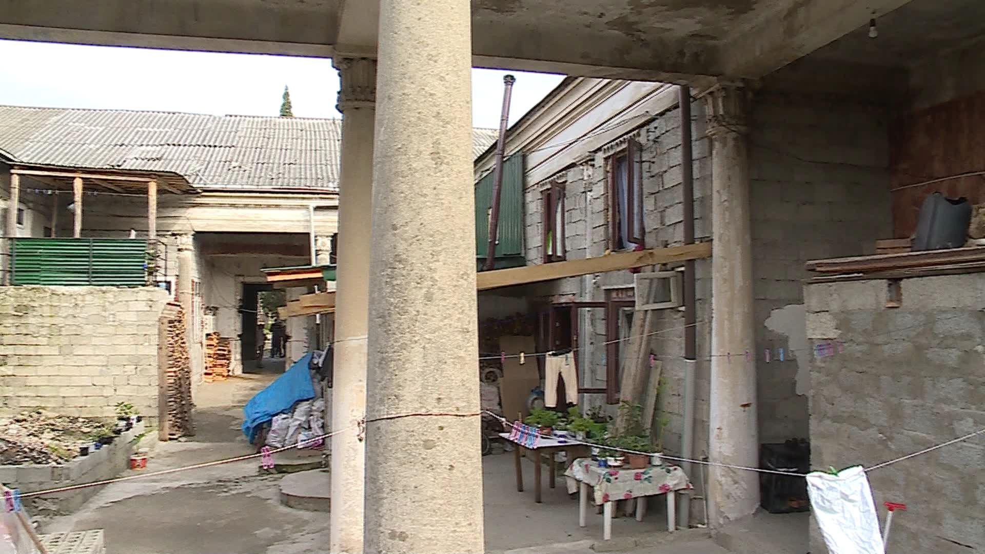 რას შესთავაზებენ სახელმწიფო ბალანსზე არსებულ 10 შენობაში მცხოვრებლებს?
