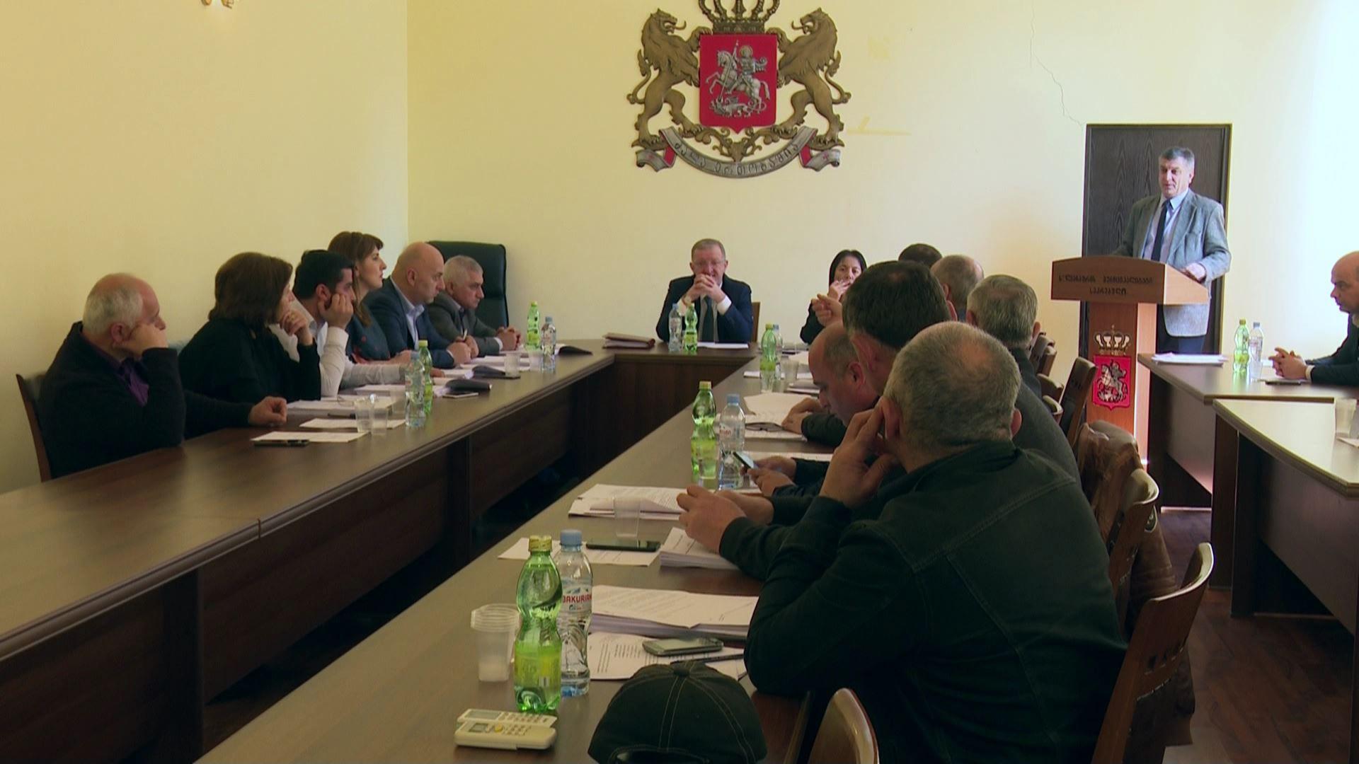 ხელვაჩაურის მუნიციპალიტეტის ბიუჯეტი 507 ათას 300 ლარით გაიზარდა