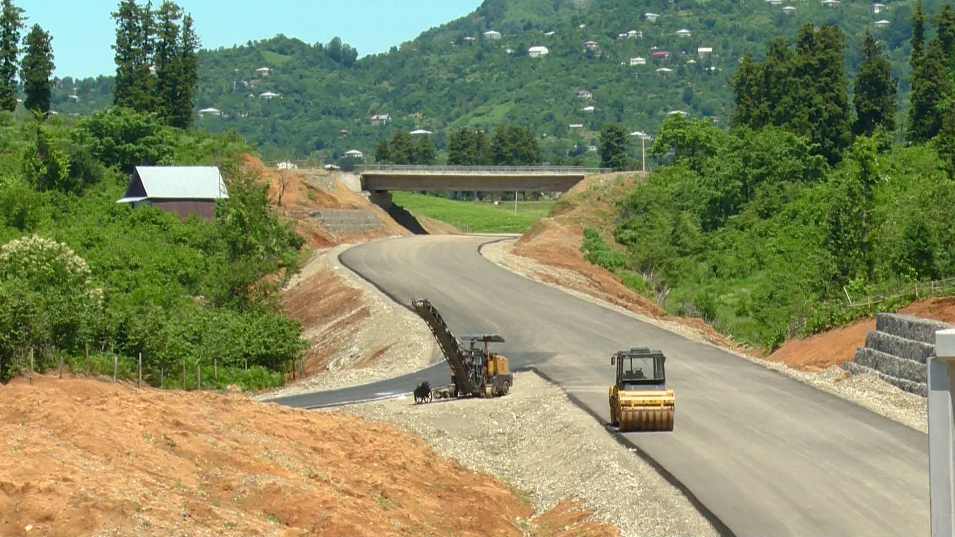 ვინ დააფინანსებს   ავტობანის მშენებლობის პროექტს