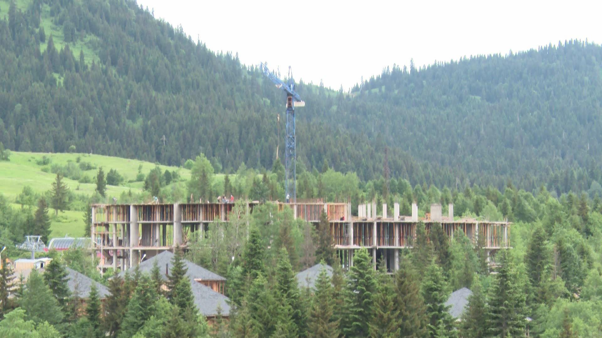 არის თუ არა სახიფათო გოდერძზე მაღლივი კორპუსების მშენებლობა