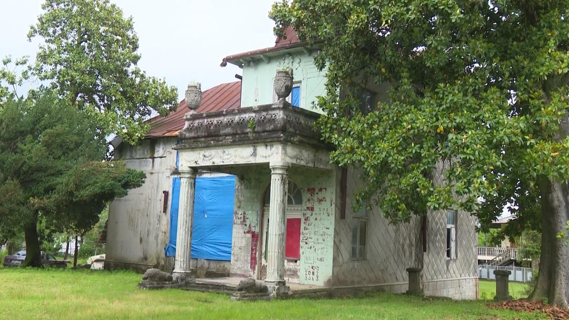 მოუვლელი კულტურული მემკვიდრეობის ძეგლები