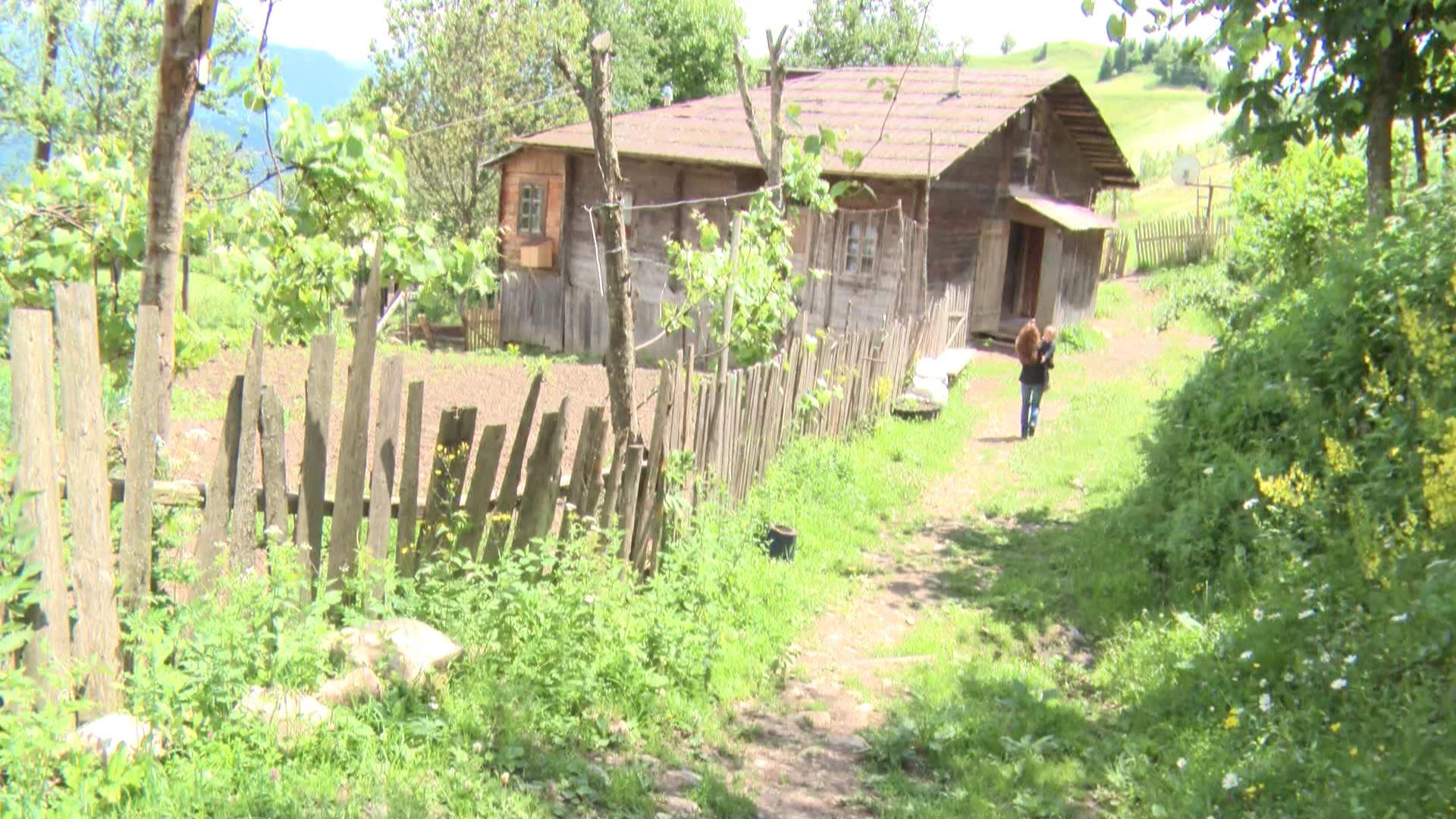 დაცლილი სოფელი