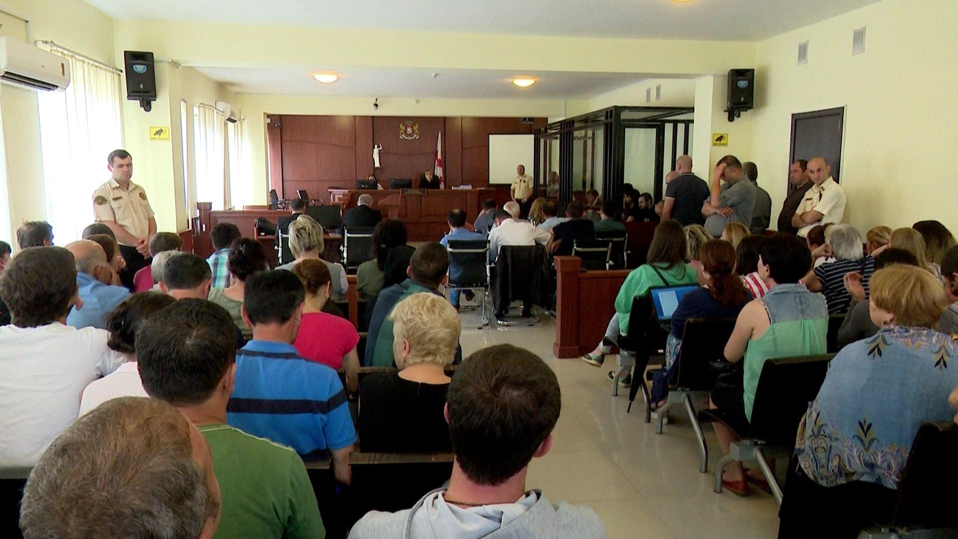 ბათუმის  მოვლენები - სასამართლო გადაწყვეტილება