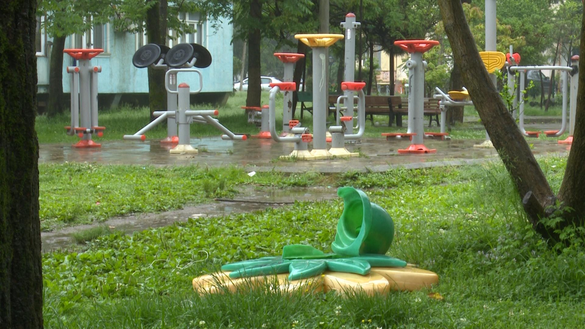 water problems in kobuleti ajaratv