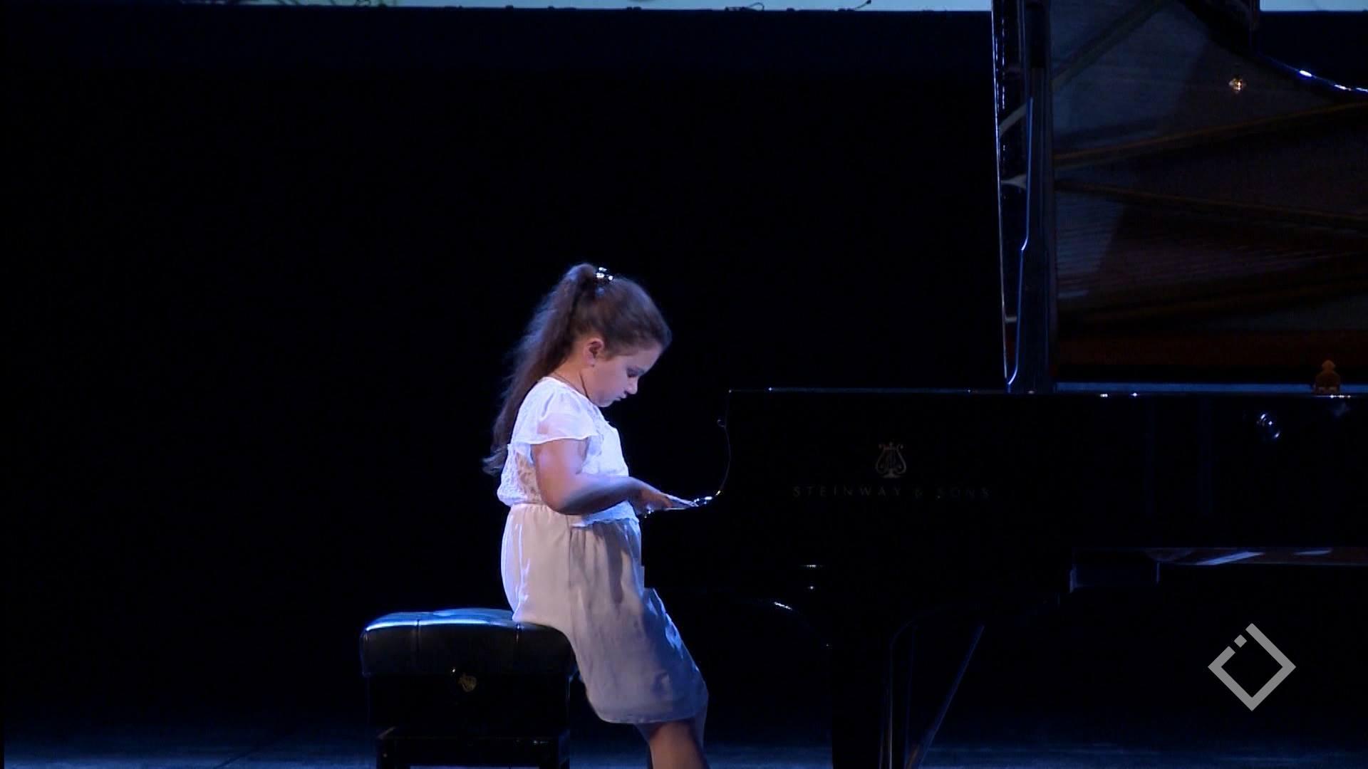 • მარია შურის სახელობის პიანისტთა II ეროვნული კონკურსი