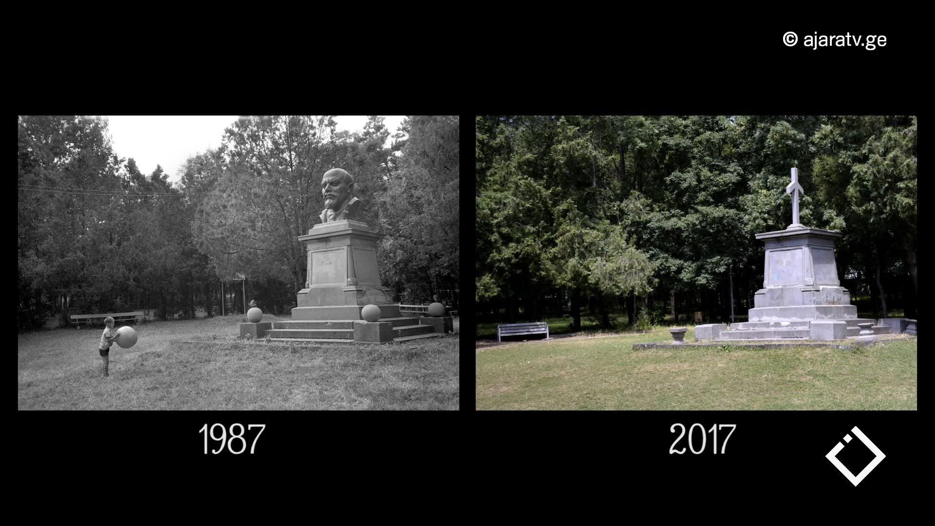 შავ-თეთრი საქართველო 7 სურათად // შოთა გუჯაბიძის საავტორო დოკუმენტური ფილმი
