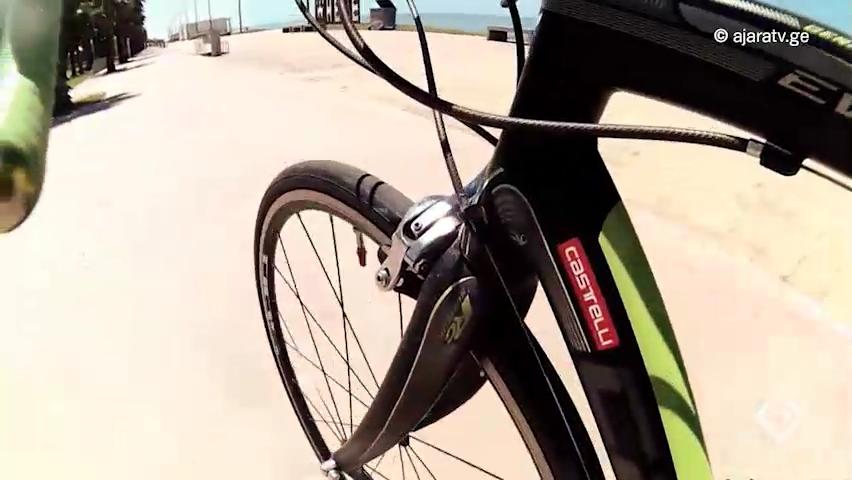 ველოსპორტი / ავტორი: ანზორ ქათამაძე