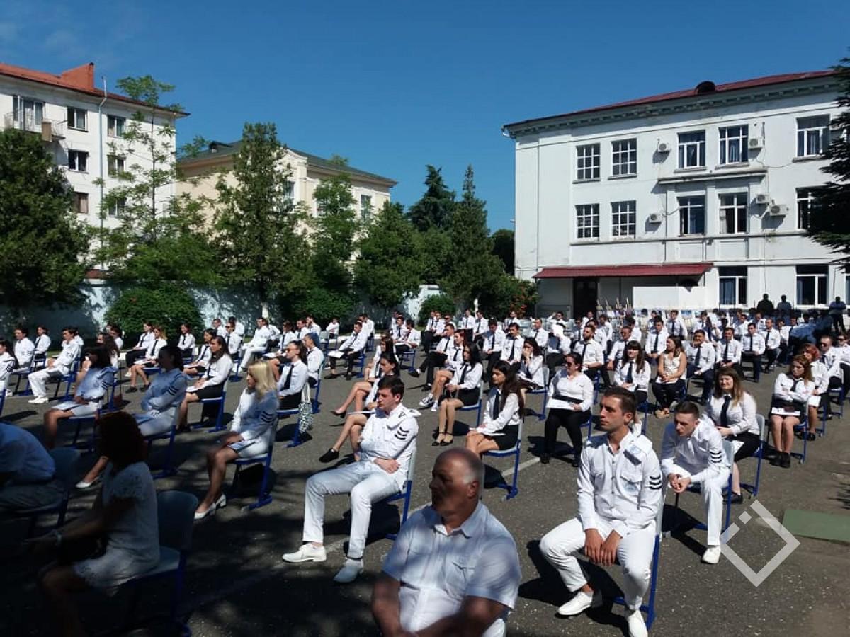 ბათუმის საზღვაო აკადემიის 10 სტუდენტი პრაქტიკას გერმანული კომპანიის გემებზე გაივლის