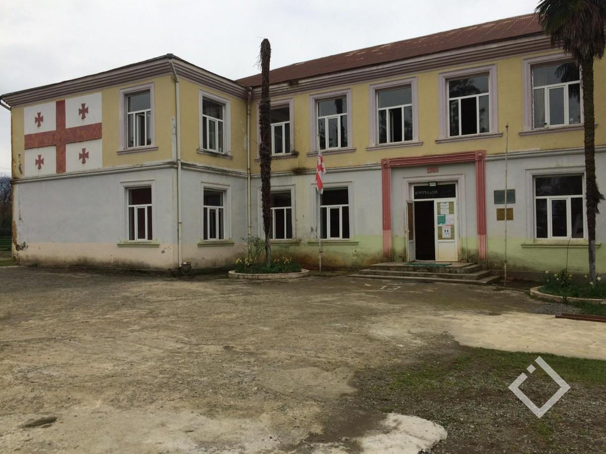 ქობულეთში ორი საჯარო სკოლა დაიხურა