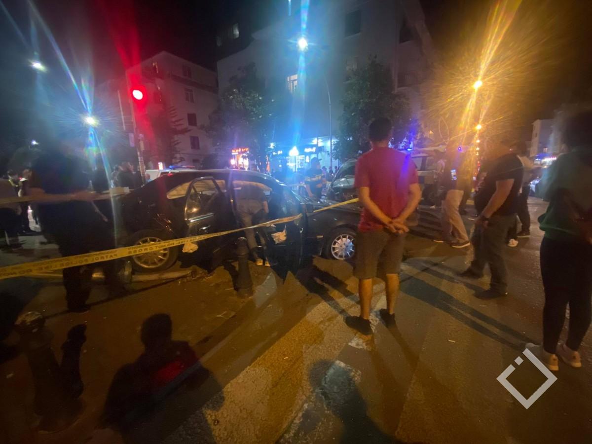ბათუმში, ავტოსაგზაო შემთხვევის შედეგად რამდენიმე ადამიანი დაშავდა