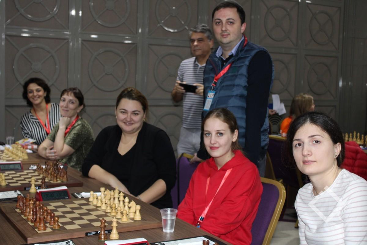 ჭადრაკში ევროპის გუნდური ჩემპიონატის მე-6 ტურის შეხვედრები ხვალ გაიმართება