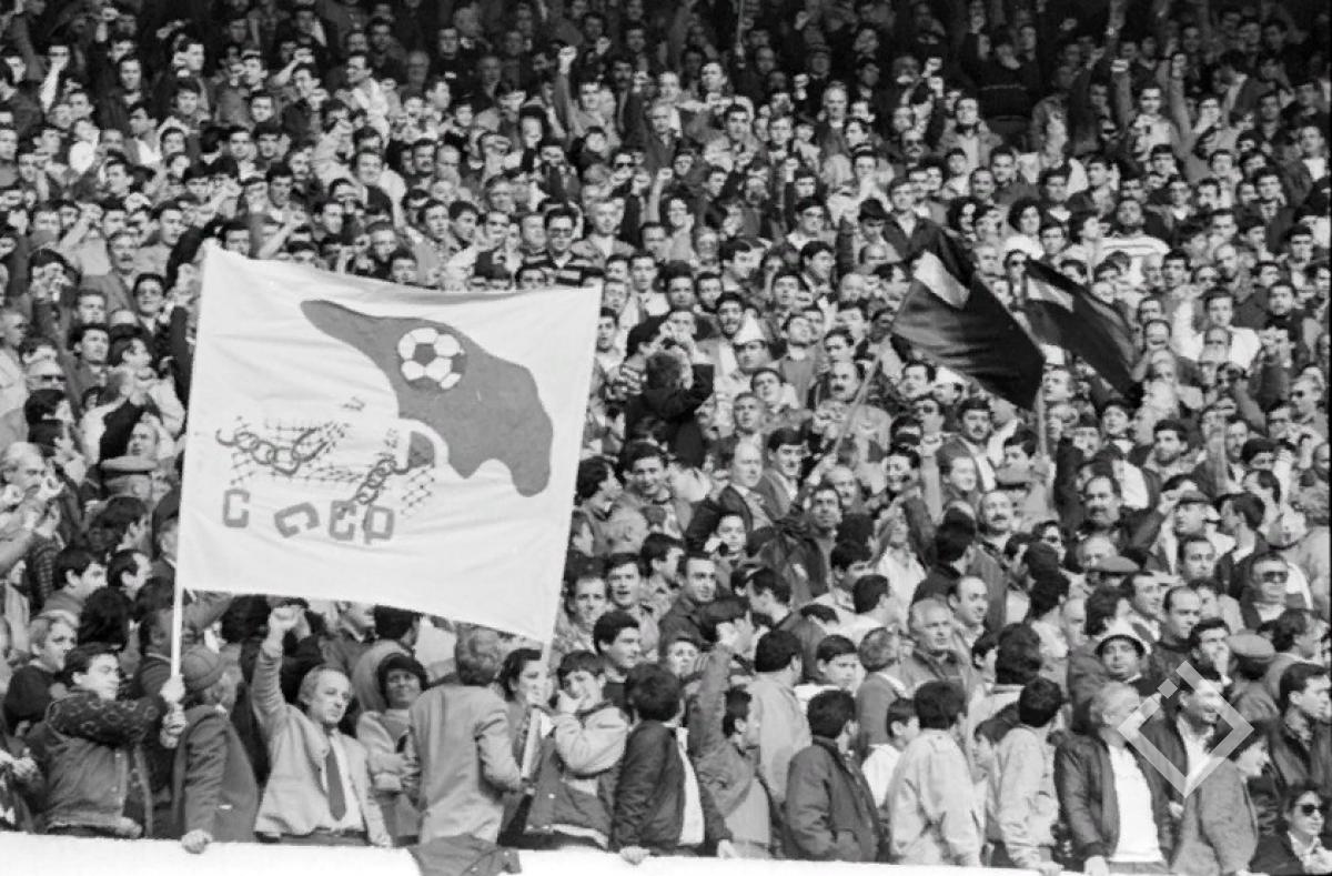 30 წლის წინ, დამოუკიდებელი საქართველოს პირველი ეროვნული საფეხბურთო ჩემპიონატი დაიწყო