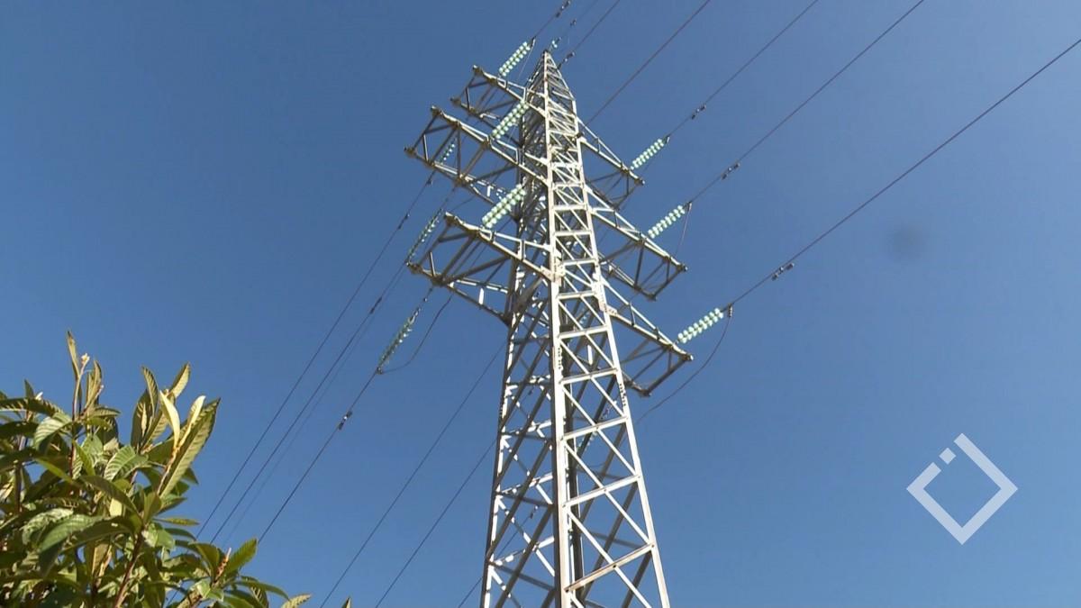 სოფელ ერგეშიმოსახლეობა ელექტროგადამცემი ბოძების დამონტაჟებას აპროტესტებს