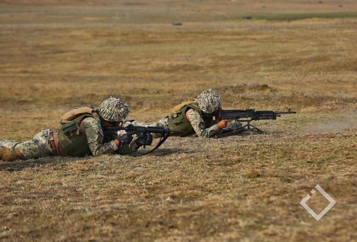 5 ქართველი სამხედრო დაშავდა ავღანეთში ტერორისტების თავდასხმის შედეგად